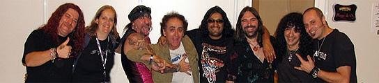 El grupo de música Mago de Oz