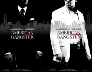Posters de 'American gangster'