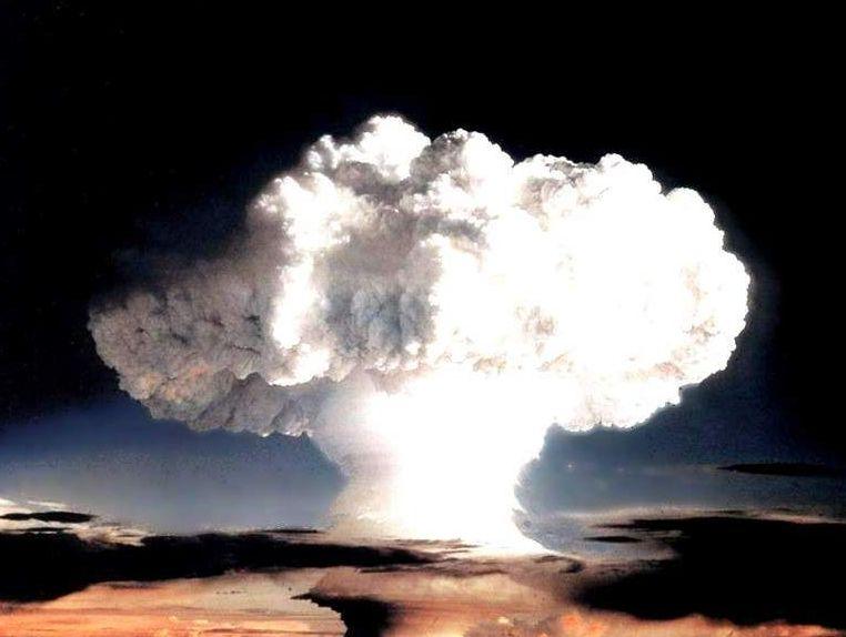 El fantasma de la guerra atómica