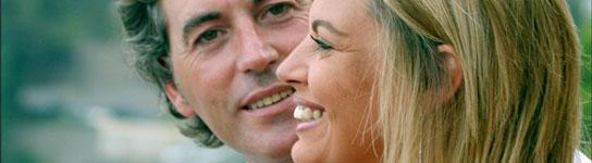 Pipi Estrada y Terelu Campos