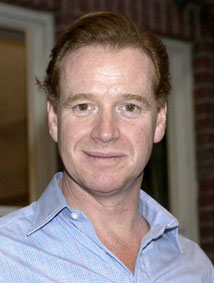 El major James Hewitt.