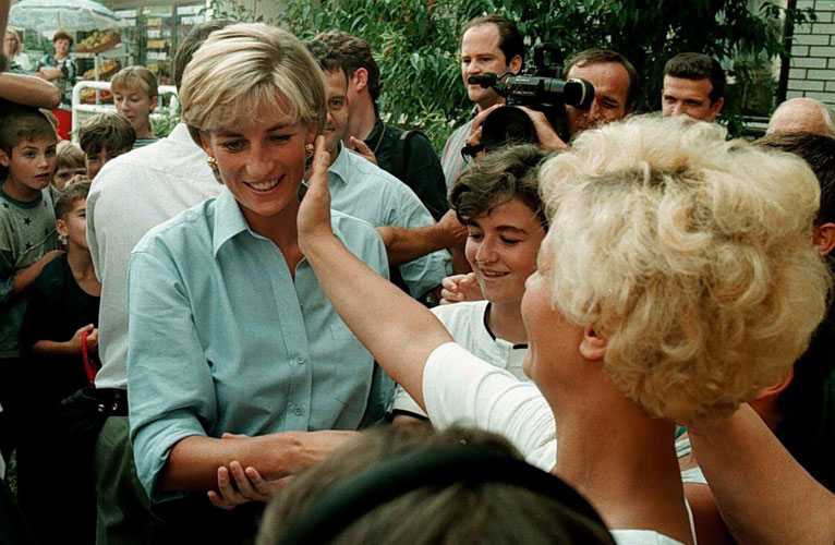 Lady Di solidaria 2