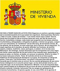 P gina 10 hackeada la web del ministerio de vivienda for Pagina web del ministerio