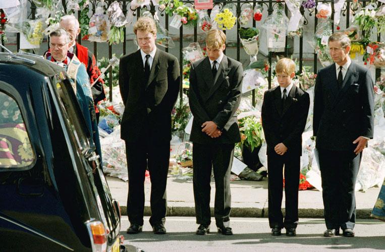 21 Tahun Kematian Putri Diana, Selama Itu Pula Pangeran Harry Memendam Emosi Kesedihannya