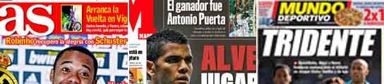 AS, Marca y Mundo Deportivo