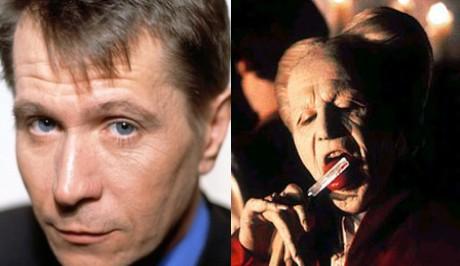 Gary Oldman en 'Drácula de Francis Ford Coppola'