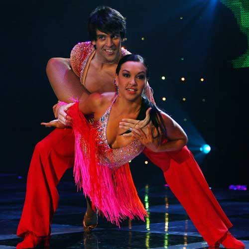 Eurovisión baile