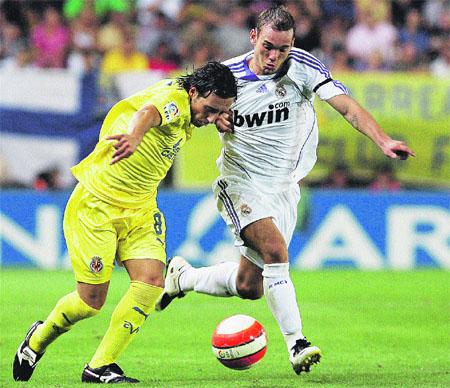 Este Madrid es otro