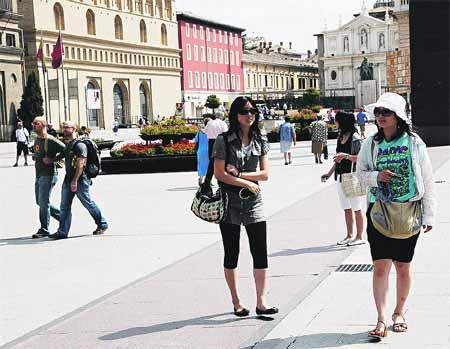 El turismo estival sólo llenó al 58% los hoteles zaragozanos en agosto