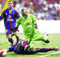 El Murcia mejora el inicio liguero de 2003