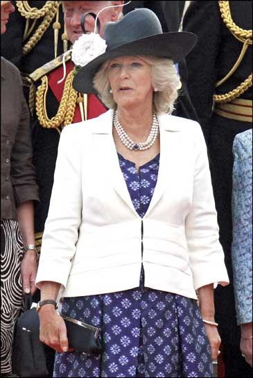 Camilla , Duquesa de Cornualles