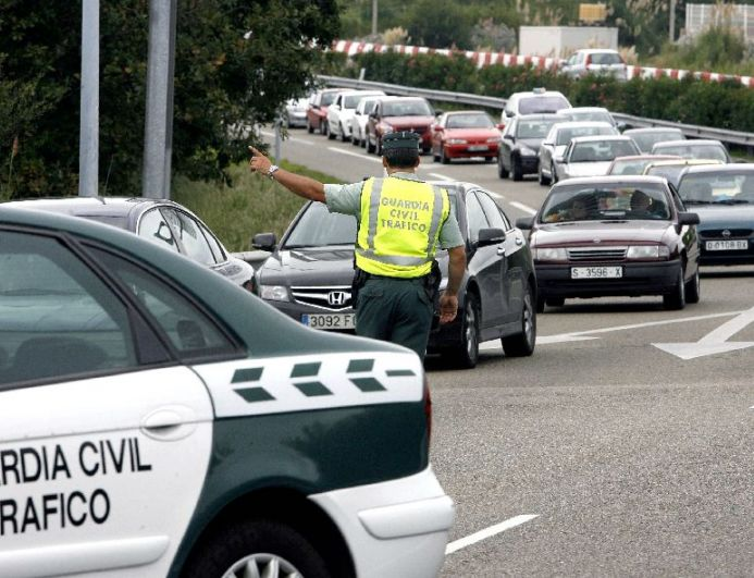 Autopistas congestionadas