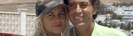 Pipi Estrada y Lucía Lapiedra