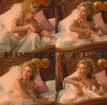 Ana Obregón desnuda en Blasco Ibáñez ( TVE)