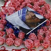 Homenaje a la madre Teresa
