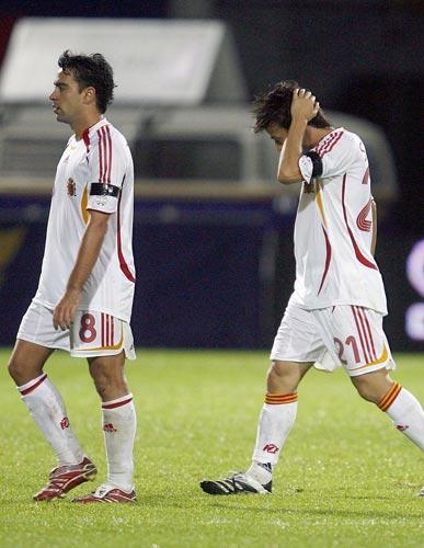 Xavi y Silva