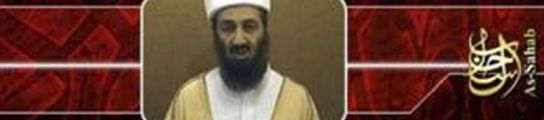 Bin Laden en su último vídeo (REUTERS)