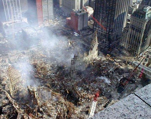 Ruinas del World Trade Center (Reuters)