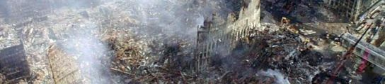 Ruinas del World Trade Center (Reuters)
