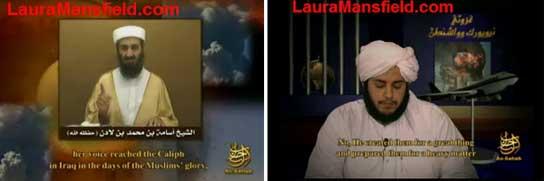 Nuevo vídeo de Bin Laden