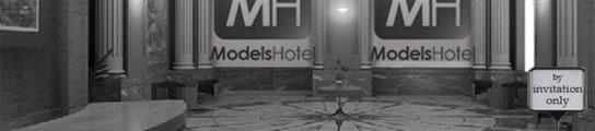El hotel de las modelos