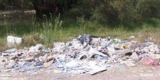 Estado del pantano de Cubillas.