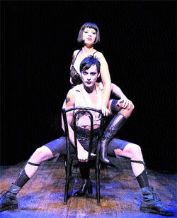 Sin nada que envidiar a Broadway