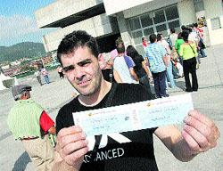 Hay 5.000 entradas para ver a España