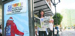 Asturias se mueve al ritmo de 20 minutos