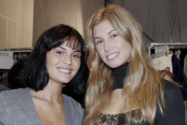 Isabel Cañete y Marta Vicente
