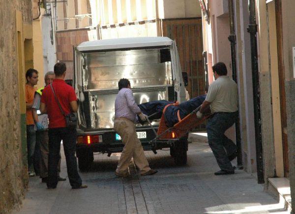Incendio en Teruel