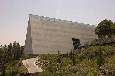 Museo del Holocausto en Israel