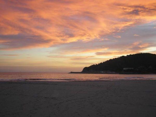Playa de la concha en oropesa Castellón 544