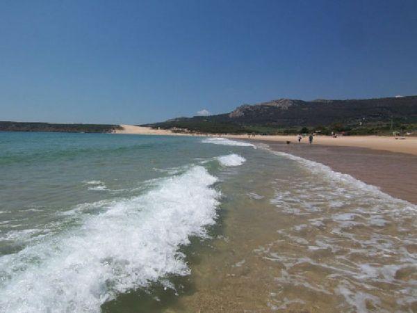Playa de Chiclana (cádiz)