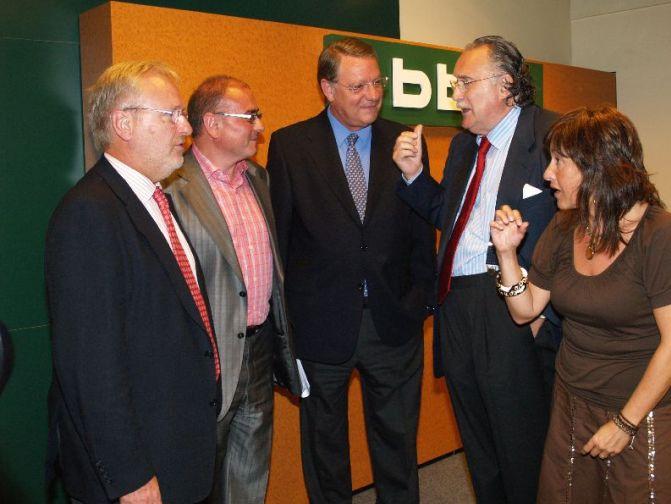 Acuerdo para la sede de la BBK en Zorrozaurre