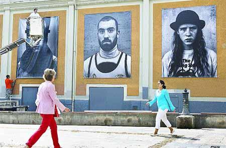 Un nuevo marco: la calle