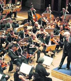 La Orquesta de Euskadi, de samba