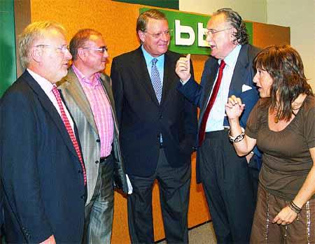 La BBK llevará su sede a Zorrozaurre con un coste de 124 millones de euros