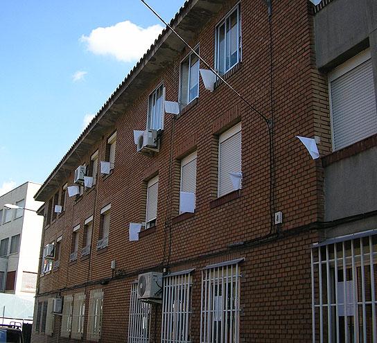 Banderas blancas
