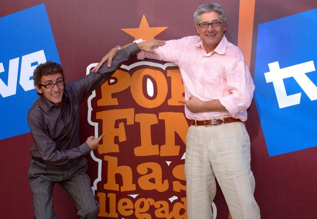Josema Yuste y David Fernández