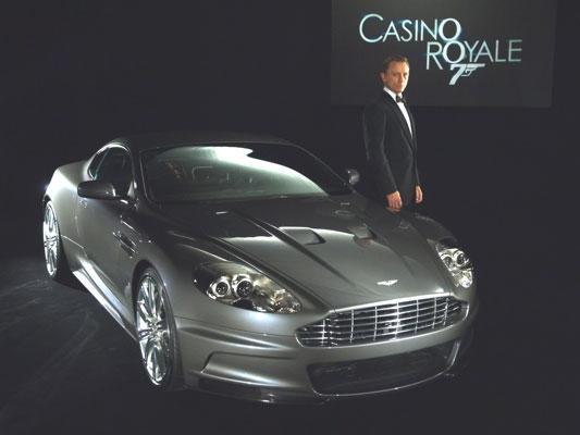 El coche de James Bond