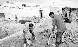 El colegio comienza en Sevilla con obras, sin comedores y denuncias
