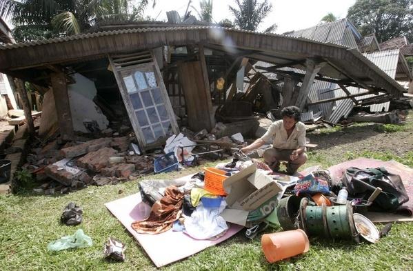 Terremoto de Indonesia