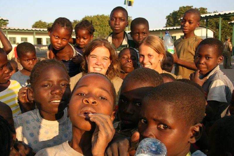 Aldea de Mozambique