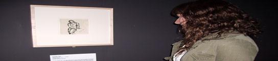 Exposición dibujos inéditos de Salvador Dalí
