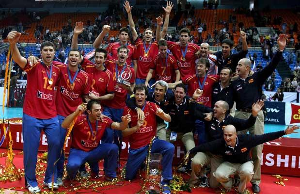 Equipo Nacional Espana Por el Equipo Nacional al