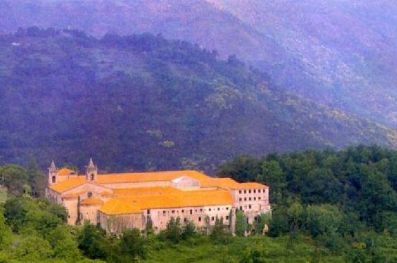 El Monasterio de San Estevo
