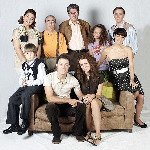 'La familia Mata'