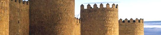 Las murallas de Ávila