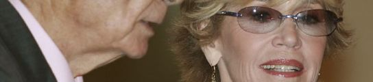 Jane Fonda y Saramago